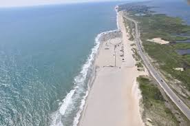 Beach Nourishment 2017 At Outer Banks